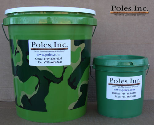 Replug A-14 Yellow (5 Gallon Pail/Count 600 Replugs)