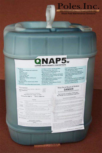 Copper Naphthenate, Water Based, 5% Concentrate (5 Gallon Jug)