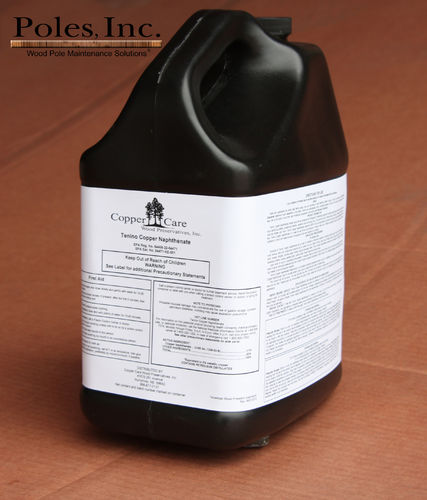 Tenino Copper Naphthenate 2% (17% by Volume) (1 Gallon Jug)