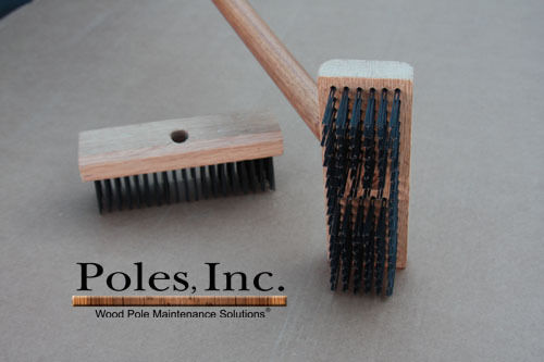 Wire Brush Head (Individual)