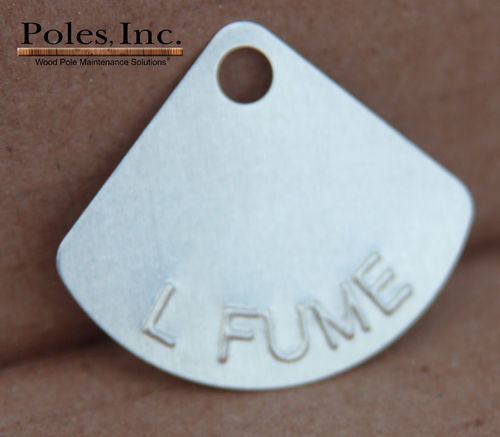 L Fume 33 Tags (Bag of 500)