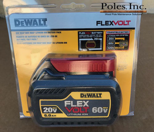 Dewalt FLEXVOLT Replacement Battery Pack