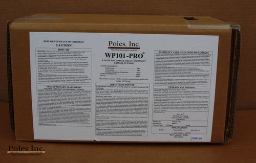 WP101-PRO® Preservative Paste (42 lb. Box)